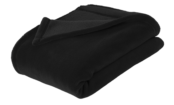 Picture of black blanket